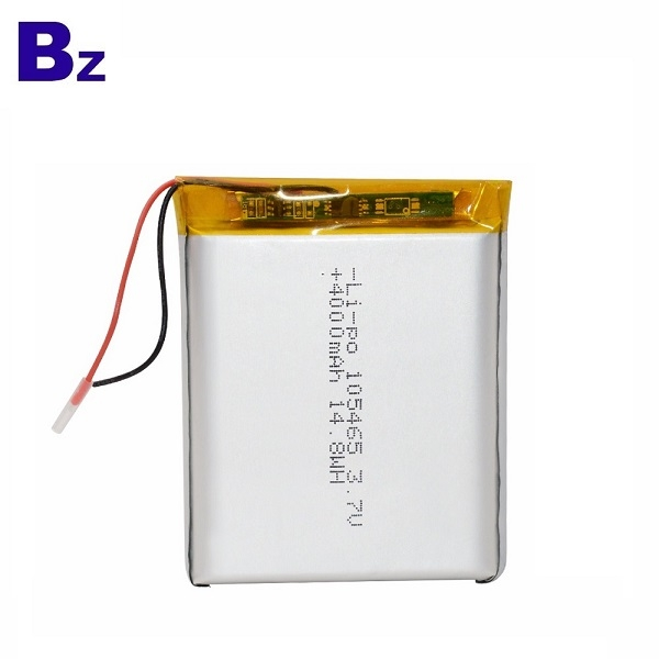 105465 3.7V 4000mAh鋰電池