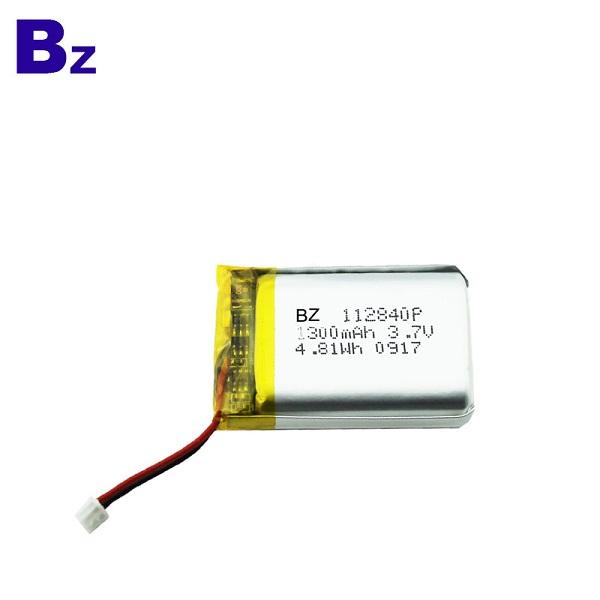 1300mah 鋰離子聚合物電池組