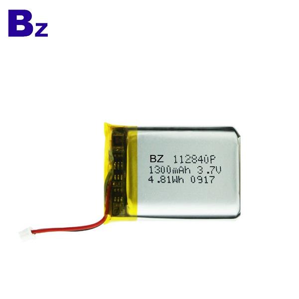 3.7V 鋰離子聚合物電池組