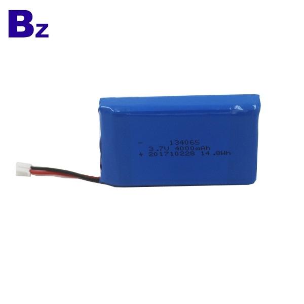 4000mah 3.7V 鋰聚合物電池