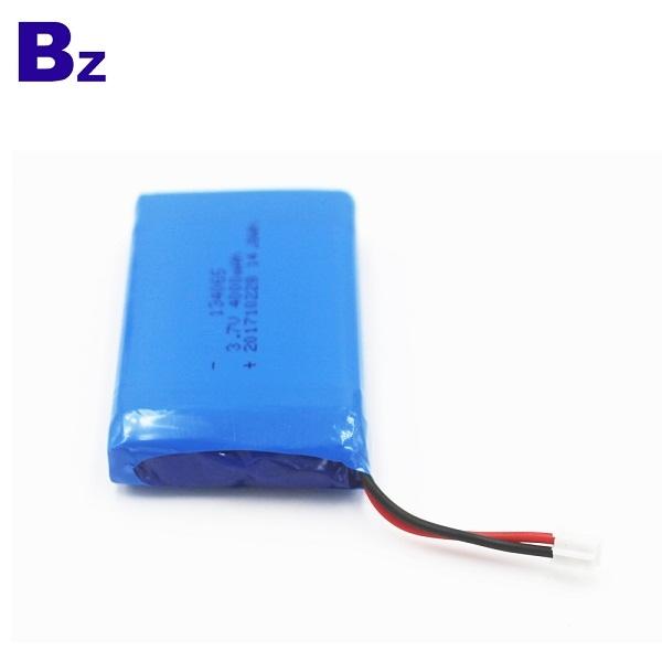 3.7V 鋰聚合物電池