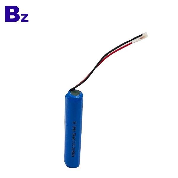 13600 900mAh 3.7V鋰離子電池