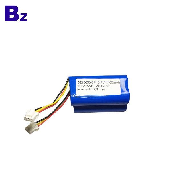 18650-2P電池