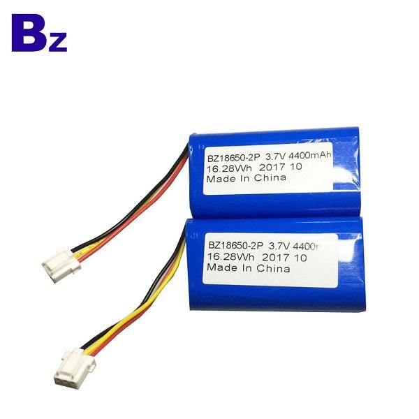 18650-2P電池4400mah