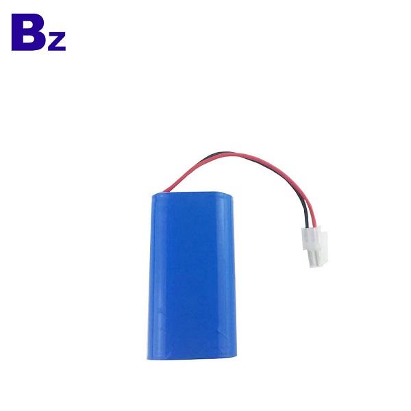 2200mah 14.8V可充電鋰離子電池