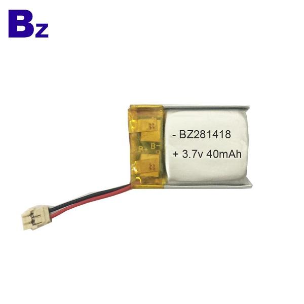 中國鋰電池製造商