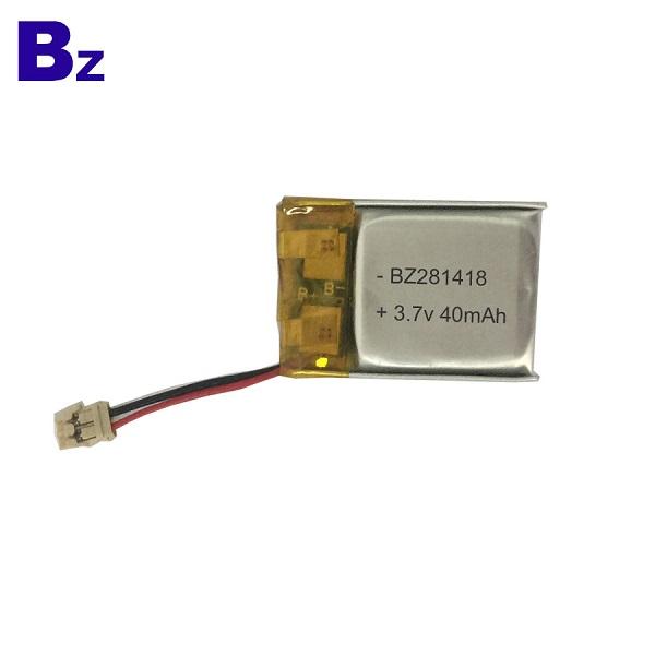 3.7V 可充電LiPo電池