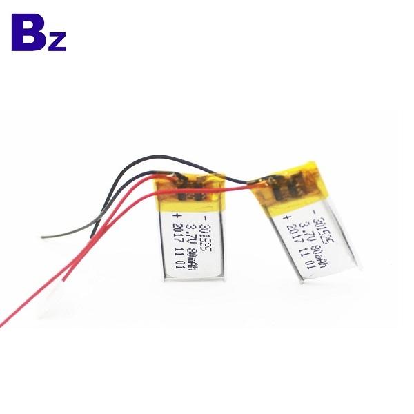 80mah 3.7V鋰電池