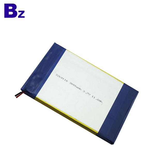 3.7V LiPo電池