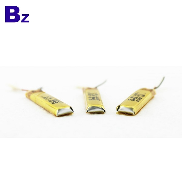95mAh 可充電鋰聚合物電池