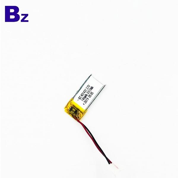 中國製造商批發140mAh電池