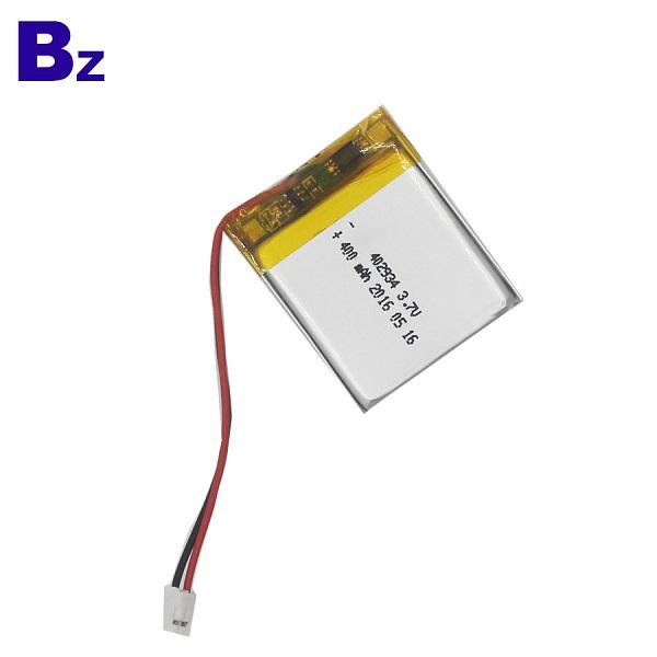 鋰聚合物電池