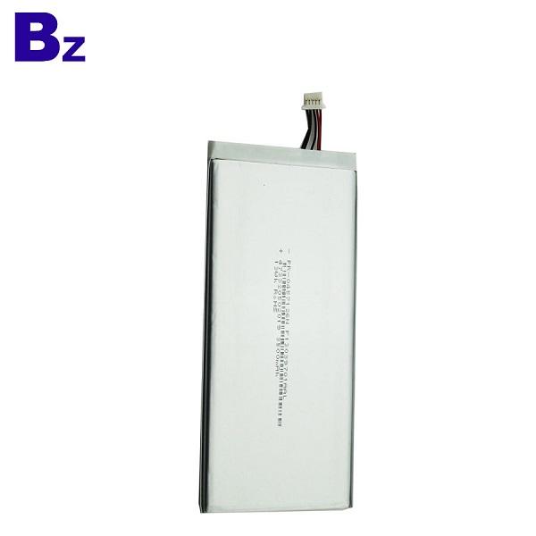 3.7V 鋰離子聚合物電池