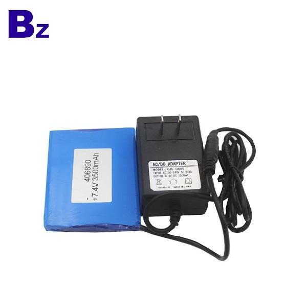 BZ 406890 2S 7.4V 3500mAh 聚合物鋰離子電池