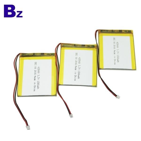 425060 1300mAh 3.7V 可充電鋰電池