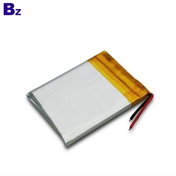 660mAh 聚合物鋰離子電池