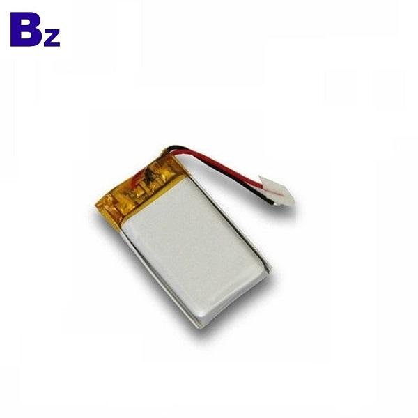 501015 50mAh 3.7V鋰聚合物電池