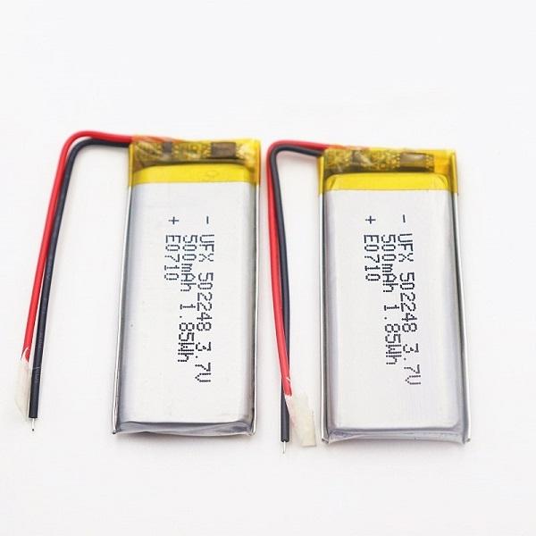 500mAh 鋰電池