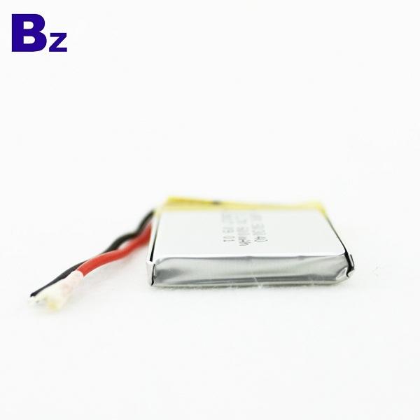 3.7V 可充電鋰聚合物電池