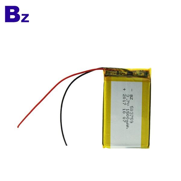 鋰離子聚合物電池