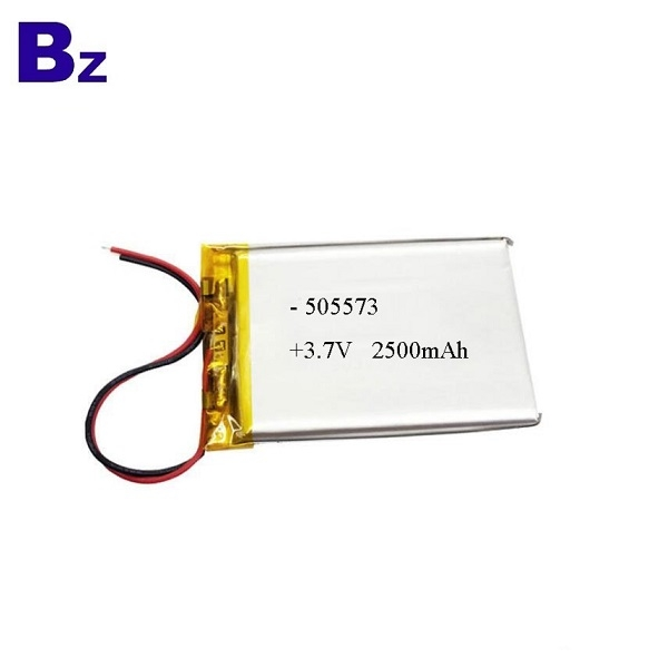2500mah 3.7V聚合物鋰離子電池