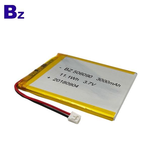 具有KC認證的鋰離子電池