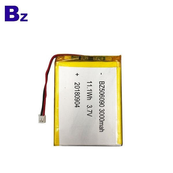電子美容產品的鋰電池