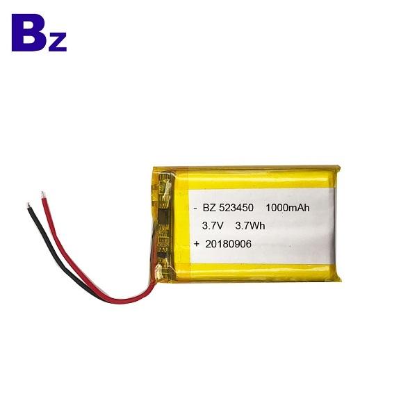 具有KC認證的1000mah 鋰電池