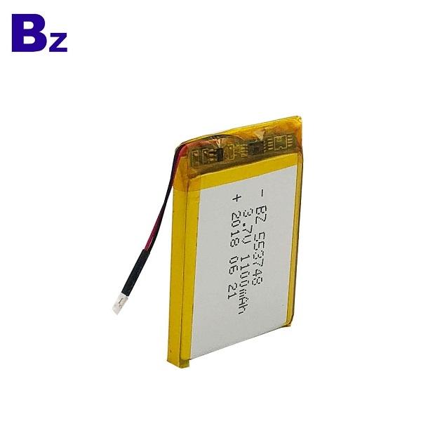1100mAh 3.7V鋰電池