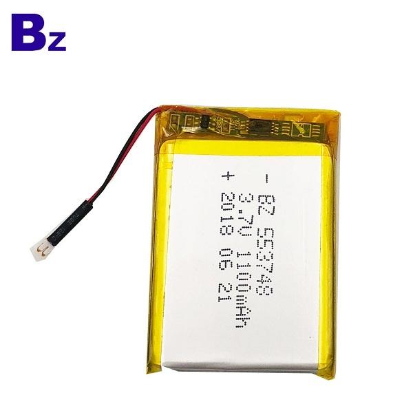 用於美容和健康生活設備的電池