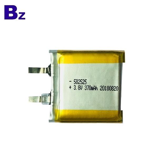 用於跟踪定位器的370mAh電池