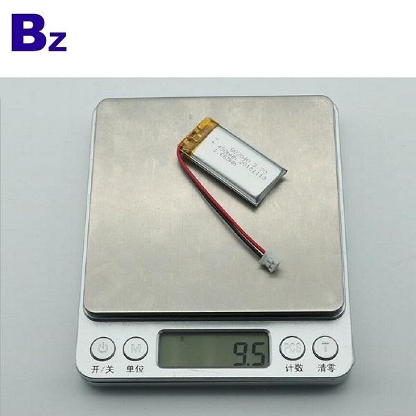 定制高品質鋰電池