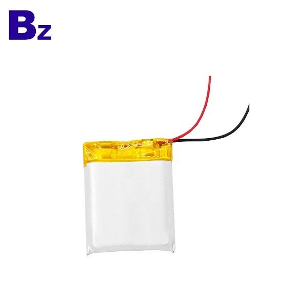 602530 450mAh 3.7V鋰離子電池
