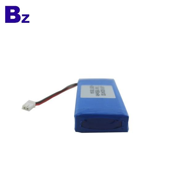 7.4V 可充電LiPo電池組
