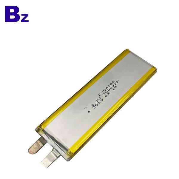 定制用於手柄照明的電池電芯