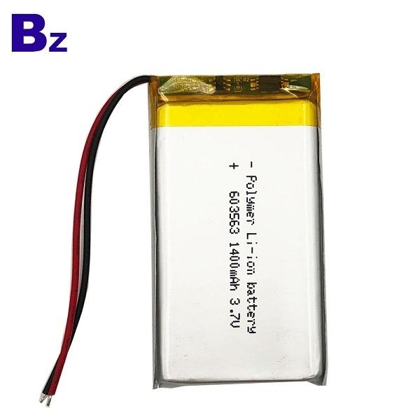 用於醫療設備的鋰電池