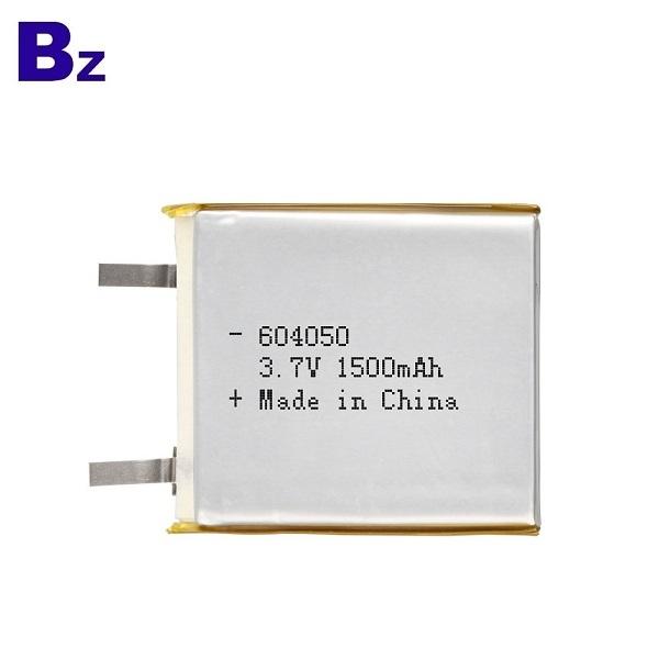 定制604050鋰電池電芯