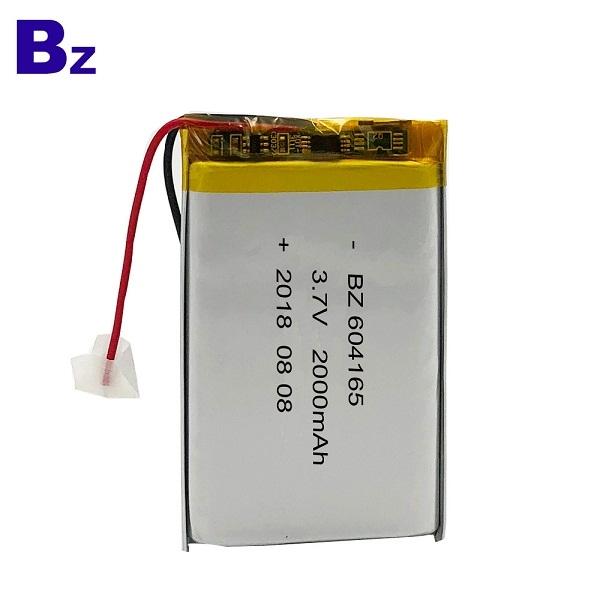 2000mah 聚合物鋰離子電池