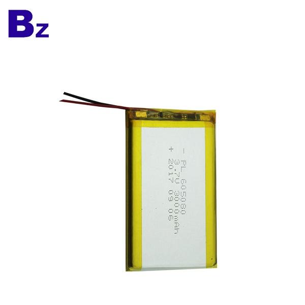 3000mah 3.7V 可充電鋰電池