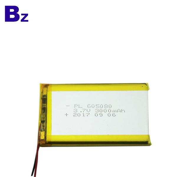 3.7V 可充電鋰電池