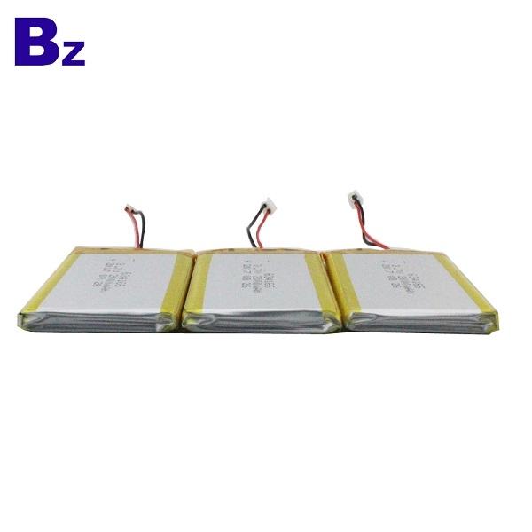 2000mah 3.7V 鋰電池
