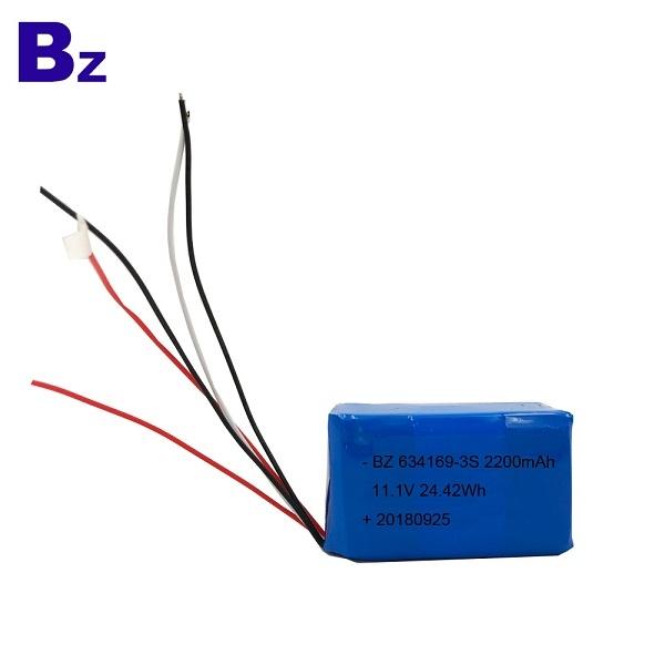 用於空氣淨化器的鋰聚合物電池