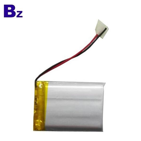 653040 800mAh 3.7V鋰電池