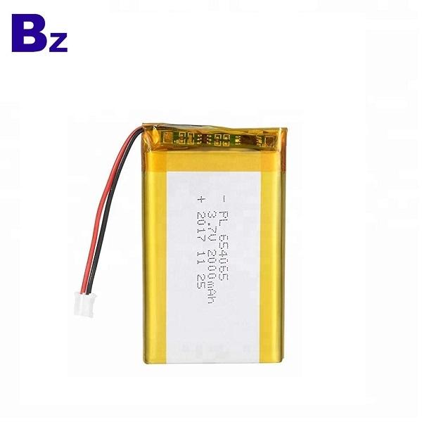 帶有KC證書的2000mAh鋰電池