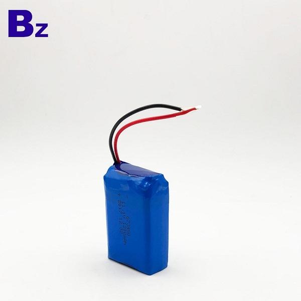1200mAh 3.7V聚合物鋰離子電池