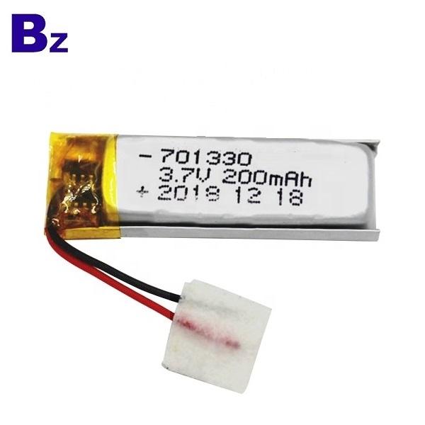 用於移動平板電腦的200mAh鋰電池