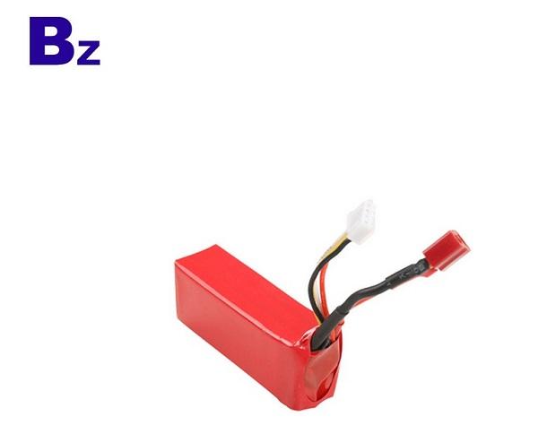 無人機的RC電池