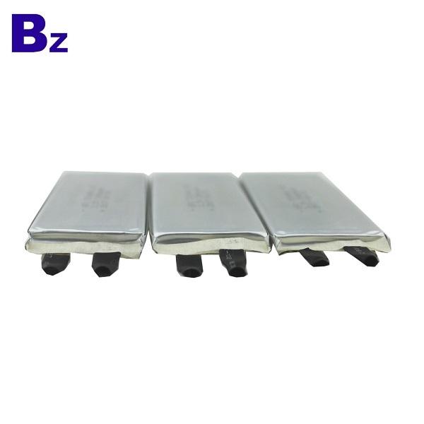 10C 2600mAh 3.7V 適用於數碼產品LiPo電池