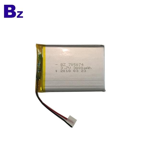 3000mah 3.7V 鋰電池