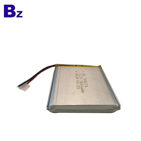3000mah  鋰電池